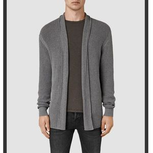 ALLSAINTS Marrin Cardigan Size Large NWT